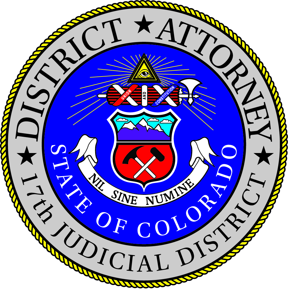 Gtate of Colorado District Attorney