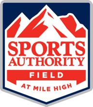 Sports Authority Field Logo